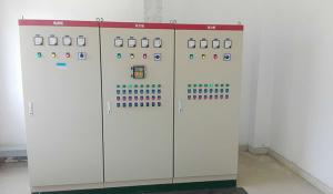 广州环保工程废水处理电气仪表设备
