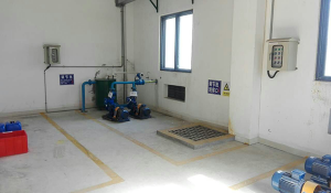 环保工程一体化安装设备