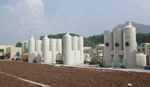 环保工程设备废气处理