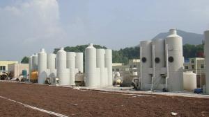 东莞废气处理工程建设
