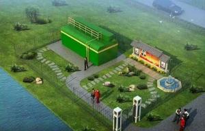 惠州污水一体化工程